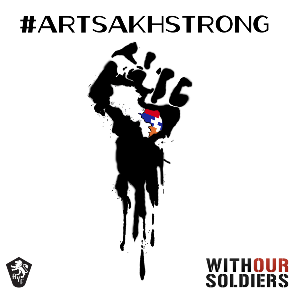 #ArtsakhStrong