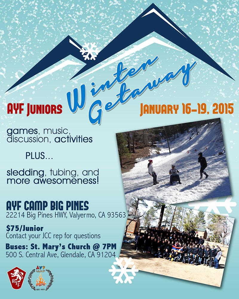 AYF-Juniors-Getaway-Flyer