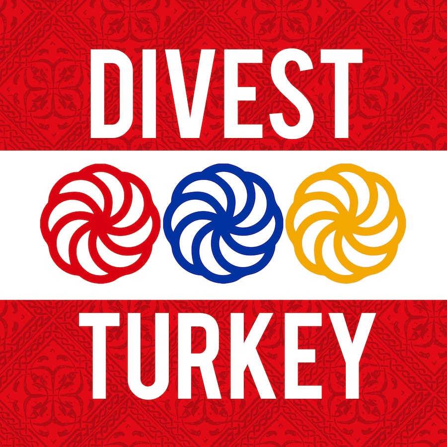 divest turkey ayf campaign